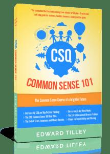 CSQ Common Sense 101 eBook for Sale