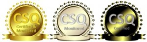CSQ Research Certifications