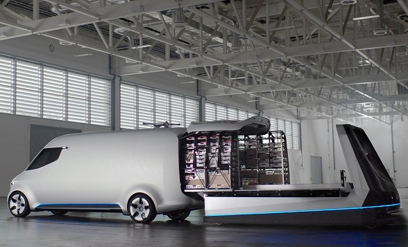 Automated Home Delivery