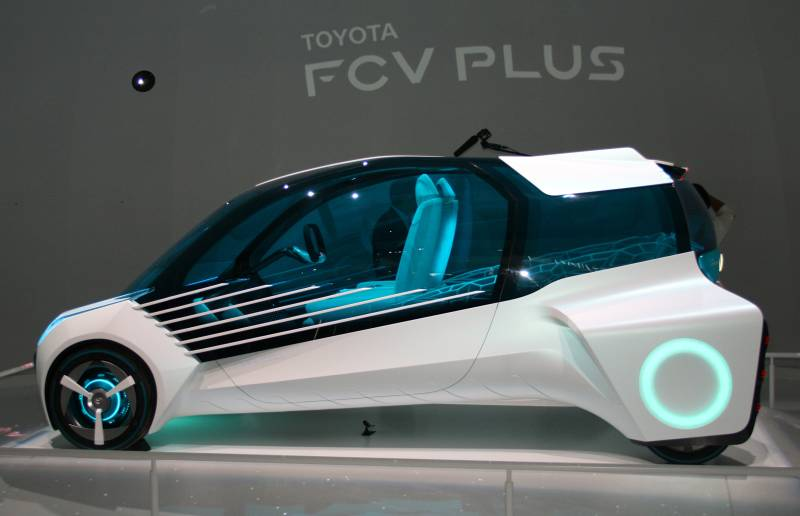 Are Fuel Cell Vehicles and Home Hydrogen Stations - The Future? - CSQ Research, Transition Economics, Social Contract SCP & ACT Parties
