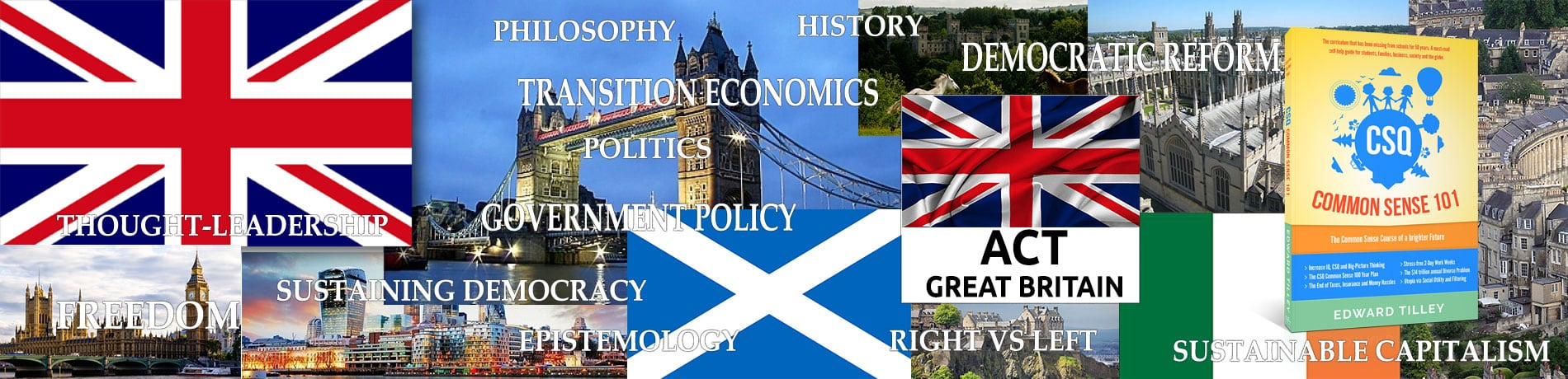 ACT Great Britain - ACTgb - CSQ Research & Worthwhile Industries