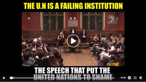 Why has the United Nations Failed?