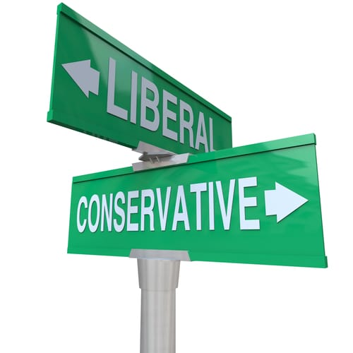 Conservative or Liberal or Sustainable?